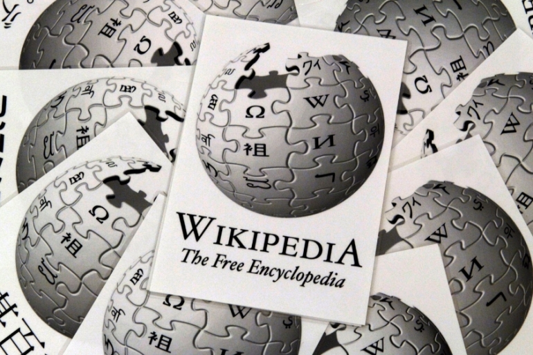 Turkey blocked Wikipedia in April 2017, accusing it of being part of a 'smear campaign' against the country [Boris Roessler/EPA]