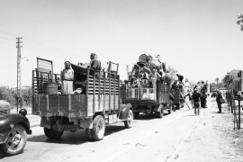 The Israeli army has looted numerous Palestinian photos and films and kept them hidden in their archives [File: The Associated Press]
