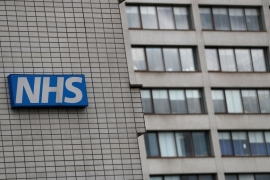 Several health service trusts reported problems with their computer systems [Stefan Wermuth/Reuters]