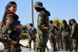 US-backed SDF 'tightens noose' on Syria's Raqqa