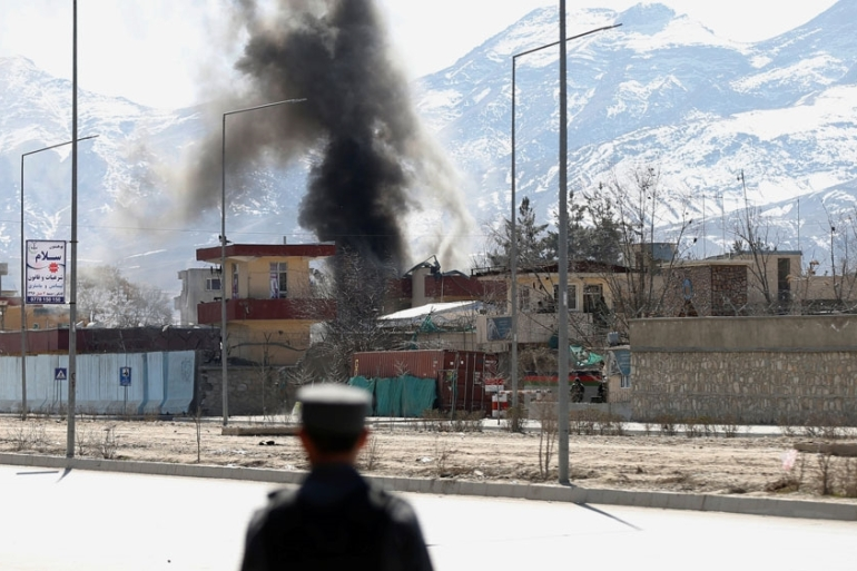 US considers sending more troops to Afghanistan after the Taliban began a 'spring offensive' [Reuters]