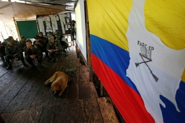 The peace deal with the FARC was the fruit of four years of negotiations in Cuba [File: John Vizcaino/Reuters]