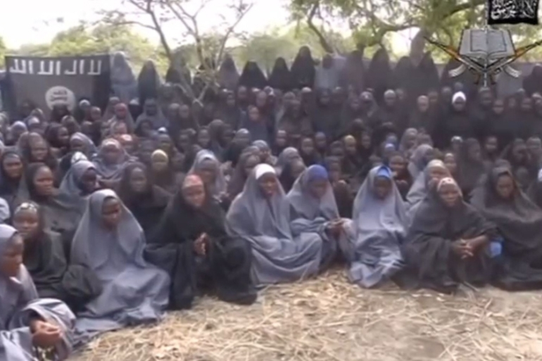 Boko Haram released several girls after years of tense negotiations but more than 100 are still missing [Reuters]