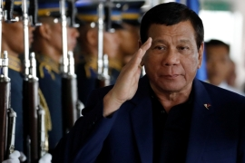 Duterte considers martial law for entire Philippines