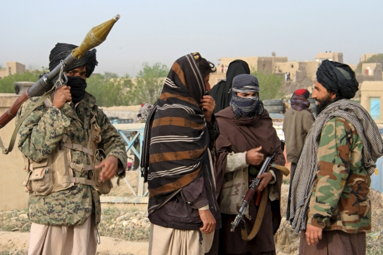 Taliban and ISIL fighters regularly clash in Afghanistan but reports say there are instances of them teaming up [File: Reuters]