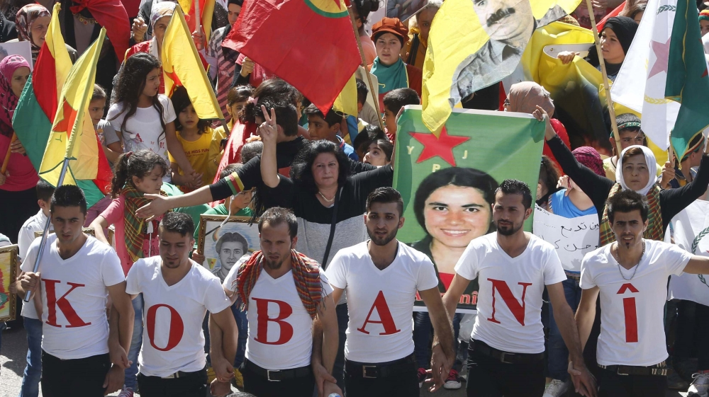 Turkey orders 17 jailed pending trial for 2014 Kobane protests thumbnail