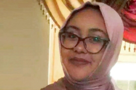 Seventeen-year-old Nabra Hassanen was killed near a mosque in Sterling, Virginia [Courtesy Hassanen family via AP Photo]