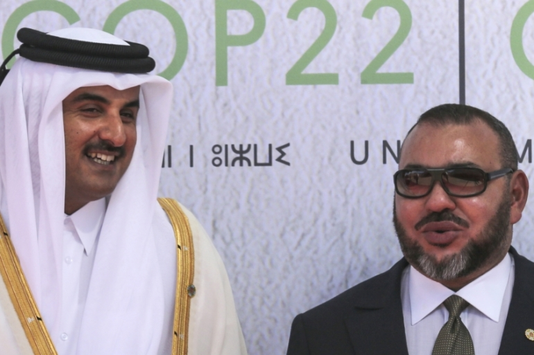 Morocco's decision to play the card of neutrality in the Qatar-GCC rift is strategic, writes Bennis [AP]