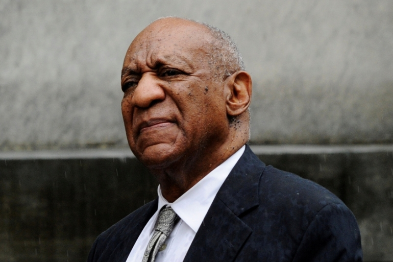 Prosecutors have pledged to put Cosby on trial for a second time [Charles Mostoller/Reuters]