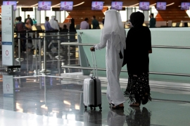 Saudi-led blockade on Qatar 'breaking up families'