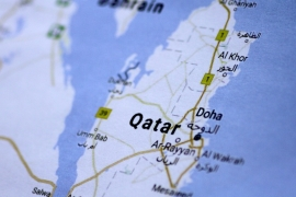 Sympathising with Qatar was a cybercrime punishable by law, UAE's attorney general said [Reuters]