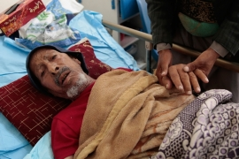 UN: Yemen faces world's worst cholera outbreak