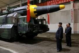 N Korea threatens missile attack on US territory Guam