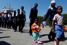 Italy refugee crisis: Gangs running child prostitution rings