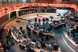 Al Jazeera has come under attack amid the latest Gulf diplomatic crisis  [Reuters]