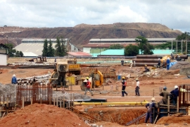 Zambia is the world's seventh largest producer of copper - a metal essential to economic development of the global North and BRICS, writes Laterza [AP]