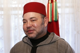 The King of Morocco has close relations with GCC countries [Abdeljalil Bounhar/AP]