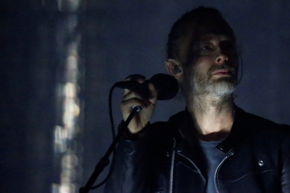 The Radiohead frontman called boycott efforts 'an extraordinary waste of energy' [Reuters]