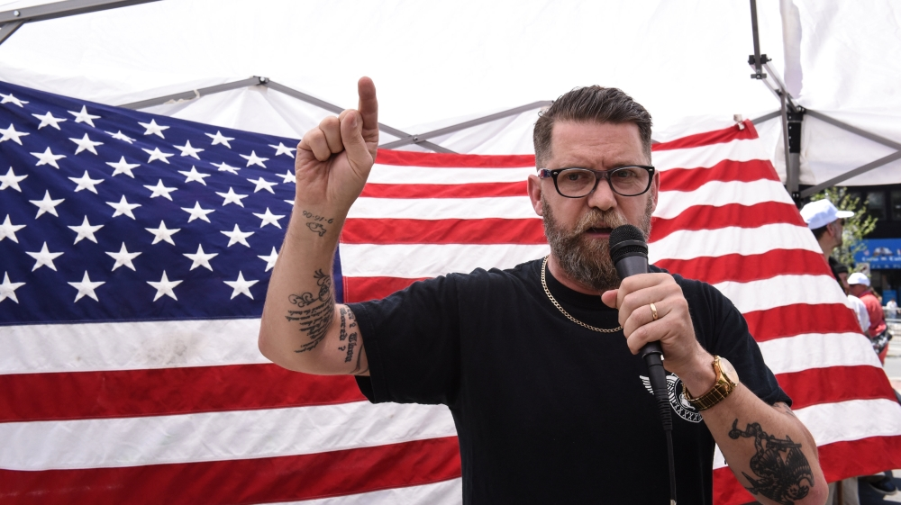 Explained: Who are the far-right Proud Boys? | Donald Trump News ...