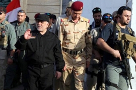 Abadi hails 'great victory' against ISIL in Mosul