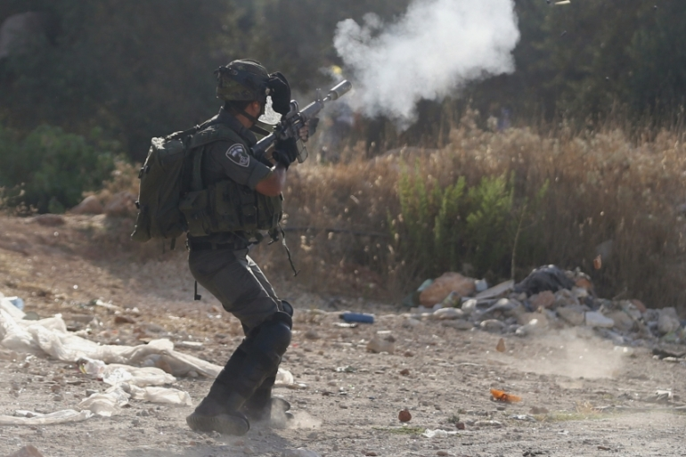 At least nine Palestinian children have been killed by Israeli forces or settlers so far this year, according to rights groups [File: Mohamd Torokman/Reuters]