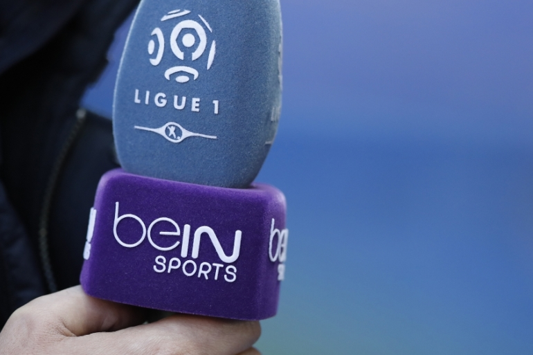 BeIN broadcasts many matches from hugely popular European football leagues [File: Christian Hartmann/Reuters]