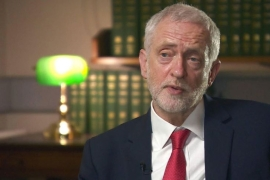 UK's Jeremy Corbyn: Halt arms sales to Saudi Arabia