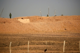 The killings took place in November 2010 as Moroccan forces moved to dismantle a camp in Gdim Izik [Reuters]