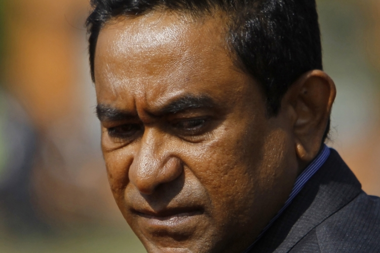 Members of Yameen's family have turned against him and are seeking to weaken his rule [Reuters]