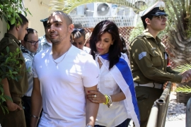Israeli military court rejected Elor Azaria's appeal and upheld his sentence to serve 18 months in prison [Reuters]