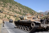 Turkish soldiers have battled PKK fighters in Turkey and Iraq [File: Reuters]