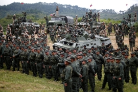 Venezuela: Call for military drills after Trump threat