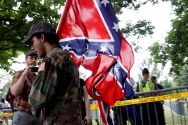 Unite the Right: White supremacists rally in Virginia