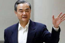 China tells US, North Korea to 'hit brakes' on threats