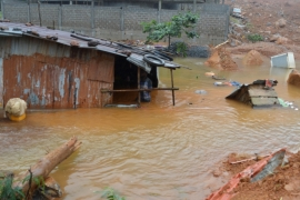 Sierra Leone mudslide: What, where and why?