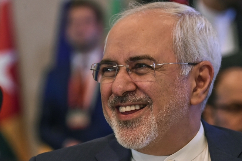 Zarif said visas have been issued for both sides to make the trip [File: Ozan Kose/AFP/Getty Images]