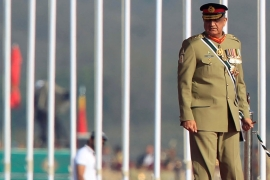 Pakistan's army chief Qamar Javed Bajwa said Islamabad does not want financial assistance from the United States, only its trust [File: Reuters]
