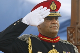 Jayasuriya was commander of the Vanni Security Force from 2007 to 2009 [File: Reuters]