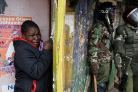 Is Kenya's democracy in danger?