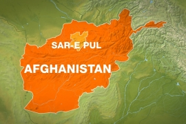 Dozens of Afghans killed in remote Sar-e Pul province