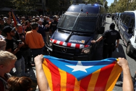 Catalan leader accuses Spain of 'totalitarian' actions