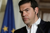 The Syriza/ANEL coalition government in Athens has been following closely in the footsteps of Trumpian manipulation of political discourse [Reuters]