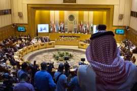 The Arab League said it had 'serious concerns' over military escalation in Libya [File: Amr Nabil/AP]