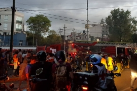Earthquake kills more than 220 in central Mexico
