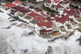 Deaths and destruction as Hurricane Irma powers through