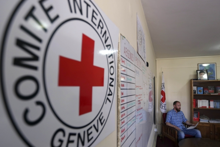 The ICRC has been working in Afghanistan for the past three decades [Rahmat Gul/The Associated Press]
