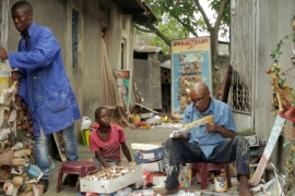 Minister of Garbage: From Rubbish to Art in Kinshasa