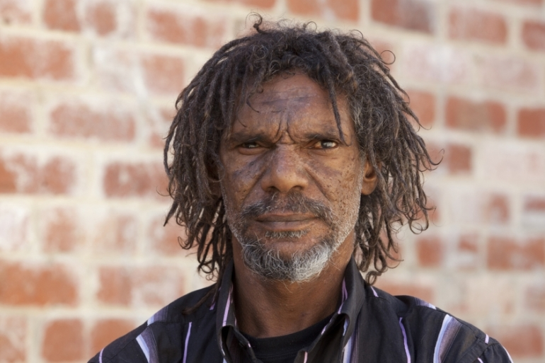 "Tom ""Putuparri"" Lawford [Al Jazeera]"