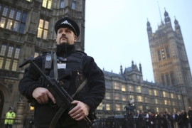 UK's Terrorism Act 2000 has been highly contested and criticised since its introduction seventeen years ago [Reuters]