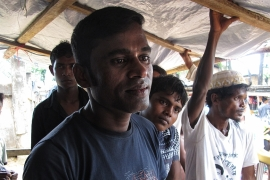 The Rohingya crisis through the eyes of a refugee